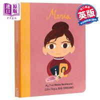 【中商原版】Little People, Big Dreams: Maria Montessori小人物大梦想:蒙特梭利