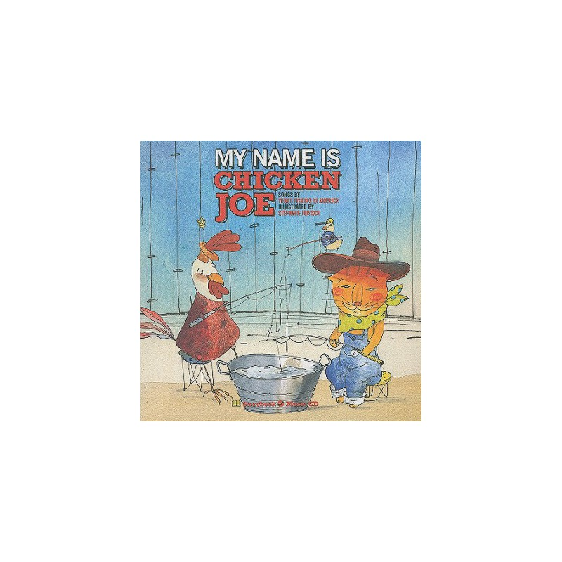 【预订】My Name Is Chicken Joe [With CD (Audio)] 预订商品,需要1-3个月发货,非质量问题不接受退换货。