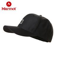 marmot/土拨鼠2018户外轻量透气反光Logo吸汗休闲棒球帽S14450