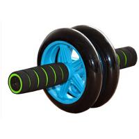 多功能收腹轮健身轮 双轮健身器材 家用收腰滚轮男运动健腹器械