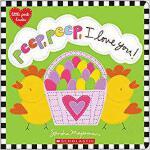 【预订】Peep, Peep, I Love You! 9781338243147