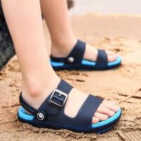 拖鞋男童凉拖鞋夏儿童拖鞋室内洗澡软底沙滩鞋中大童拖鞋学生