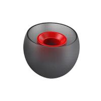 入耳式耳机硅胶套 耳帽软塞蓝牙耳冒活塞橡胶皮头耳塞帽配件适用于vivox21三星小米华为oppo通用型