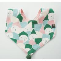 三角巾婴儿围嘴宝宝口水巾婴幼儿围兜围嘴
