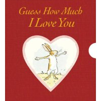 Guess How Much I Love You: A Panorama Pop-Up