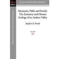 【预订】Mountain, Field, and Family: The Economy and Human Ecol