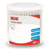 NUK 婴儿专用清洁棉棒 200支/盒
