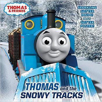 【预订】Thomas and the Snowy Tracks (Thomas & Friends) 9781524719586 美国库房发货,通常付款后3-5周到货!