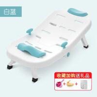 儿童洗头躺椅宝宝洗头椅小孩洗发床婴儿洗头发椅子折叠浴盆洗澡盆