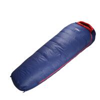 新款加厚保暖户外便携木乃伊妈咪睡袋运动羽绒睡袋