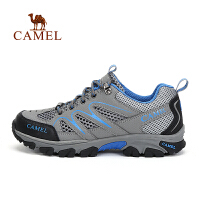 camel骆驼户外情侣款徒步鞋 男女春夏透气舒适耐磨徒步鞋
