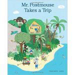 【预订】Mr. Postmouse Takes a Trip 9781771383547
