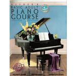 【预订】Alfred's Basic Adult Piano Course Lesson Book, Level 3