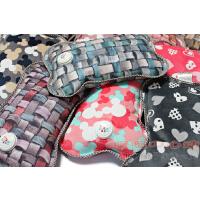 充电热水袋暖水袋大号枕形自动充电暖宝宝