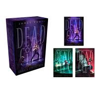英文原版 Dead City Omega Collection Books 1-3 死亡城市三部曲3册盒装 惊悚恐怖冒