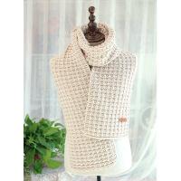 2019新款韩版手工diy编织围巾毛线团材料包牛奶棉粗线球女自织送男友