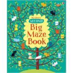 现货 Second Big Maze Book 儿童读物 华丽丽滴迷宫游戏书