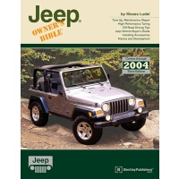 【预订】Jeep Owner's Bible: A Hands-On Guide to Getting the Mos
