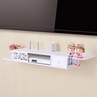wifi放置架 托架路由器支架子壁挂式免打孔置物三层wifi挂墙上收纳盒放置双层
