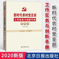 新时代农村党支部工作实务与创新手册:图解版(2020新)基层党建书籍