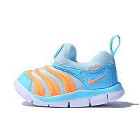 【到手价:239.4元】耐克(Nike)19毛毛虫四季男女儿童婴儿运动鞋343938-429 蓝色