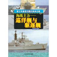 海战主力巡洋舰与驱逐舰( 青少年感兴趣的精典武器),宋学军,河北科技出版社,9787537559003