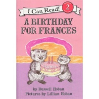 A Birthday for Frances 弗朗斯的生日派对(I Can Read, Level 2) ISBN97