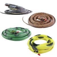 大蟒蛇 大号儿童仿真动物玩具假蛇模型野生动物毒蛇盘旋大蟒蛇男孩礼物