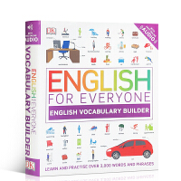 (首���300�p100)DK �和�工具百科�� 英文原版English for Everyone: English Voc