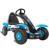 卡丁车儿童儿童卡丁车四轮沙滩车脚踏健身宝宝可坐玩具汽车充气轮广场出租车ZQ222 其它