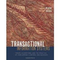 【预订】Transactional Information Systems 9781558605084
