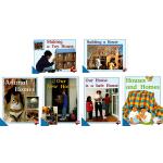 【蓝色级别】圣智PM彩虹阅读 6本 PM READERS-BLUE SET NON-FICTION READERS X