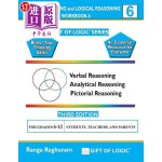 【中商海外直订】Critical Thinking and Logical Reasoning Workbook-6