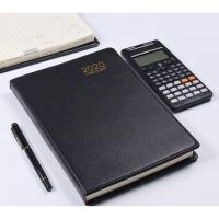 2020年商务效率手册口袋本A6随身笔记本工作学习日程计划B5本管理A5每日计划记事本日历本便携小本