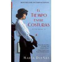 【现货】西班牙语原版 El Tiempo Entre Costuras = The Time Between Seam