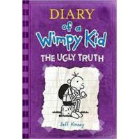 [现货]英文原版 小屁孩日记 5 丑陋的真相 儿童小说 小鬼日记