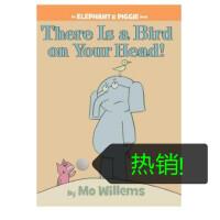 [现货]英文原版bird on your head小象小猪系列绘本:你头上有只鸟