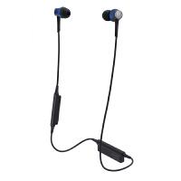Audio Technica/铁三角 ATH-CKR55BT 无线蓝牙线控入耳式颈挂耳机