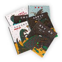蒲蒲兰绘本馆:宫西达也恐龙系列(套装共6册) 宫西达也,宫西达也 绘,蒲蒲兰 二十一世纪出版社 97875391891