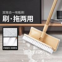 地板刷长柄硬毛清洁刷子家用浴室瓷砖厕所刷墙洗卫生间去死角