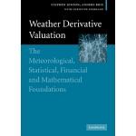【预订】Weather Derivative Valuation: The Meteorological, Stati
