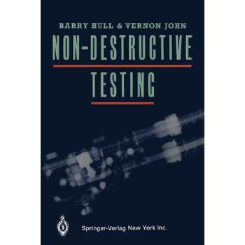 【预订】Non-Destructive Testing 预订商品,需要1-3个月发货,非质量问题不接受退换货。
