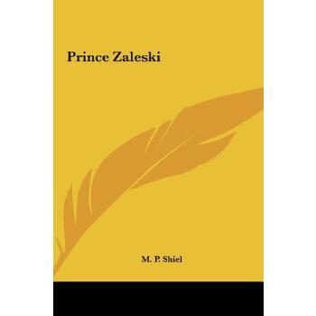 【预订】Prince Zaleski 预订商品,需要1-3个月发货,非质量问题不接受退换货。