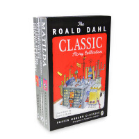 Roald Dahl Puffin Classic Stories Collection 罗尔德-达尔经典故事集(共4