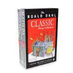 Roald Dahl Puffin Classic Stories Collection 罗尔德-达尔经典故事集(共4