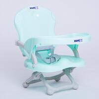 宝宝吃饭餐椅可折叠便携式婴幼儿饭桌多功能1-3岁家用儿童餐椅