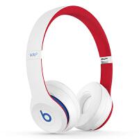 【当当自营】Beats Solo3 Wireless头戴式 蓝牙无线耳机 手机耳机 游戏耳机-学院白 MV8V2PA/