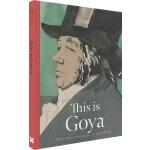 This is This is Goya 这是戈雅 英文原版 This is这就是系列艺术家小传故事 大师作品画集 L