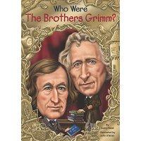 【现货】英文原版 Who Were the Brothers Grimm? 格林兄弟是谁?名人传记 who was/is