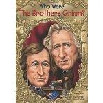 【现货】英文原版 Who Were the Brothers Grimm? 格林兄弟是谁?名人传记 who was/i